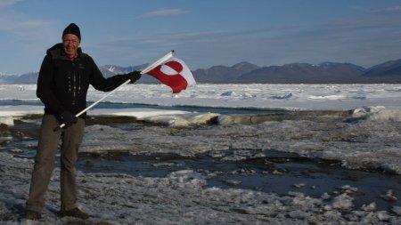 Cea mai nordica insula din lume, descoperita intamplator intr-o expeditie in Groenlanda. Cum a fost <span style='background:#EDF514'>BOTEZATA</span>