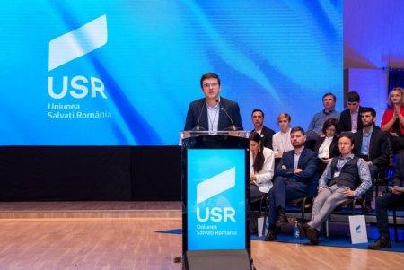 PREZENTUL FARA PERDEA Marius Oprea / Tinarul senator din Brasov, care viseaza sa faca din USR-PLUS un partid romanesc