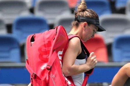 Se retrage Simona Halep de la US Open? Cu doua zile inainte de startul turneului, prezenta ei in meciul cu <span style='background:#EDF514'>GIORGI</span> e cu semnul intrebarii
