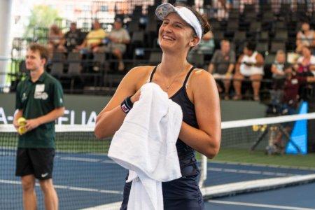 Irina Begu - Anett Kontaveit, in finala de la C<span style='background:#EDF514'>LEVEL</span>and » Romanca lupta pentru al cincilea trofeu al carierei