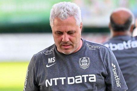 Marius Șumudica, acord cu <span style='background:#EDF514'>NELUTU</span> Varga pentru rezilierea contractului cu CFR Cluj! Dan Petrescu va fi instalat azi