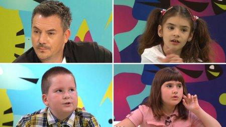 Alpha Kids, <span style='background:#EDF514'>EPISODUL</span> 9. Ce spun copiii despre parenting: Vreau sa ma lase sa fiu salbatica