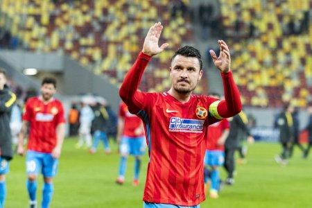 Revine Budescu la FCSB? MM Stoica face lumina: A reziliat cu Damac