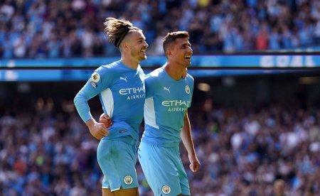 Manchester City - Arsenal 5-0, umilinta istorica pentru tunari in fata echipei lui Guardiola » Cifre groaznice pentru Arsenal in debutul sezonului