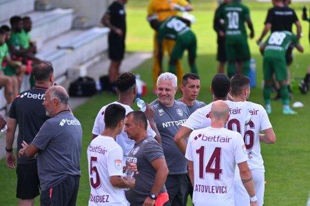 A plecat si omul-cheie adus de CFR Cluj de la FCSB! Becali il asteapta inapoi