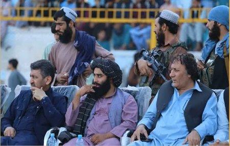 Talibanii, nemultumiti de atacul SUA in care au ucis doi teroristi ISIS-K: Ar fi trebuit sa ne anunte inainte