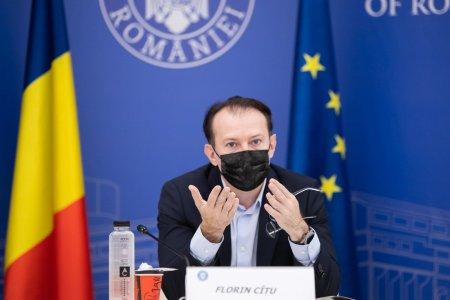 Florin Citu: Gradul de indatorare al Romaniei este scazut. Mai mult, ne imprumutam la dobanzi negative