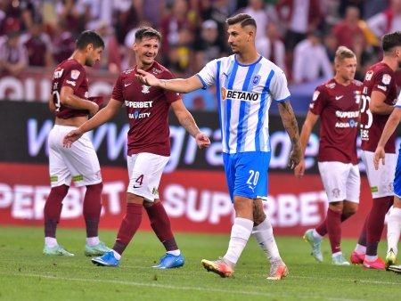 Rapid - Universitatea Craiova 1-2. Oltenii castiga cu un gol in minutul 90!