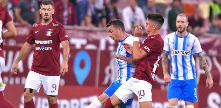 Liga 1: Rapid - CS U Craiova 1-2. Koljic a marcat <span style='background:#EDF514'>GOLUL</span> victoriei, in prelungirile meciului (Video)