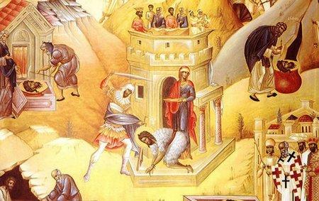 Taierea Capului Sf. Ioan Botezatorul, 29 august 2021. Ce este total interzis sa faci azi? Nu ai voie