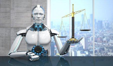 Ai lasa un avocat robot sa te apere? A aparut primul program de inteligenta <span style='background:#EDF514'>ARTIFICIAL</span>a care ajuta oamenii in instanta