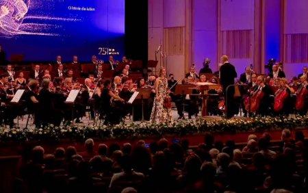 Surprize la cea de-a 25-a editie a Festivalului International George Enescu. Cine a aparut pe scena