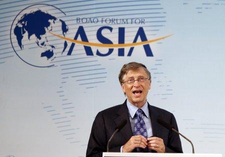 <span style='background:#EDF514'>ADAPOST</span>ul lui Bill Gates. Imagini uluitoare din vila de lux a miliardarului