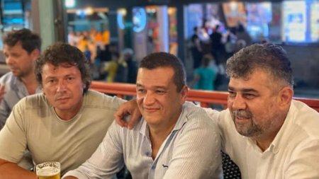 Ciolacu si Grindeanu, mesaj pentru Citu din <span style='background:#EDF514'>VAMA VECHE</span>: Florin, noi suntem aici. Tu?