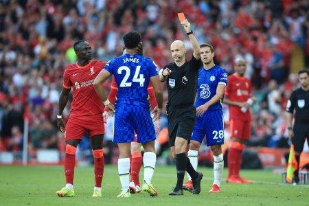 Rosu acordat prea usor? Decizie cotestata in derby-ul Liverpool - <span style='background:#EDF514'>CHELSEA</span>