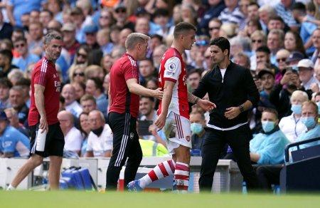 Arsenal, fara punct castigat in acest sezon de Premier League! Fanii ii cer demisia lui Arteta, Guardiola ii ia apararea