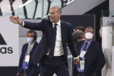 Juventus, un singur punct in primele doua etape de Serie A! Mesaj clar al lui Allegri: Uitati de Cristiano!