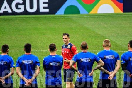 Arbitru din Belarus la meciul Romaniei cu Islanda. N-am castigat niciodata cu el