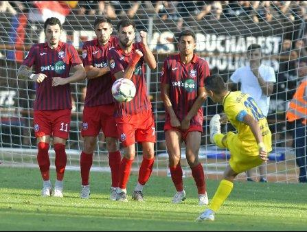 CSA Steaua, noul lider din Liga 2