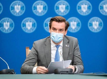 Andrei Baciu: Peste 25.000 de persoane din strainatate au solicitat completarea schemei de vaccinare