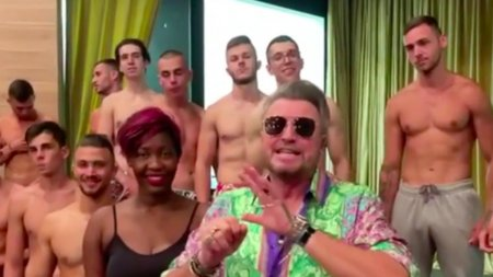 Cei mai frumosi barbati din Bulgaria, jurizati de C<span style='background:#EDF514'>ATALIN BOTEZATU</span> la Varna