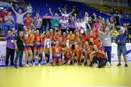 Surpriza imensa in finala Cupei Romaniei la handbal feminin » <span style='background:#EDF514'>GLORIA BUZAU</span> a umilit CSM Bucuresti!