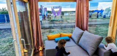 Moda mini caselor cucereste Romania. <span style='background:#EDF514'>CAT COSTA</span> acum o casuta, desi au crescut preturile de constructie FOTO