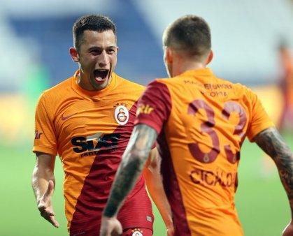 <span style='background:#EDF514'>CICA</span>ldau si Morutan impresioneaza la Galatasaray. Unul a marcat din pasa celuilalt