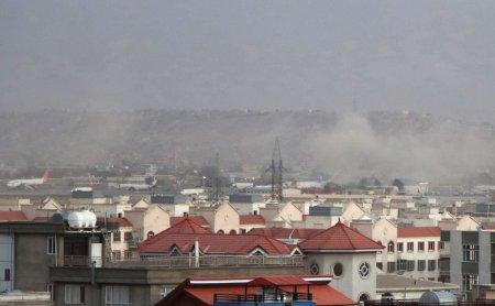 Pana la cinci rachete lansate spre aeroportul din Kabul in aceasta dimineata