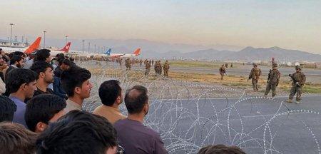 Peste 90 de tari, intre care si Romania, anunta ca au primit asigurari de la talibani ca evacuarile vor putea continua si dupa 31 august