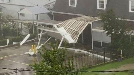 Uraganul Ida a devastat statul american <span style='background:#EDF514'>LOUISIANA</span> si a lasat un milion de oameni ramasi fara electricitate. Presedintele Biden declara stare de dezastru major