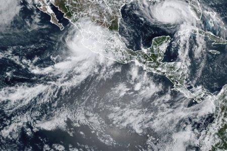 Uraganul Ida. Momentul in care orasul New Orleans ramane fara electricitate