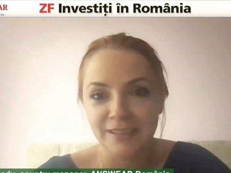 ZF Investiti in Romania! Raluca Radu, ANSWEAR Romania: Vrem sa listam curand cel putin doua branduri romanesti noi pe platforma. Nissa a intrat deja in top 10 cele mai vandute branduri din categoria rochii pentru evenimente