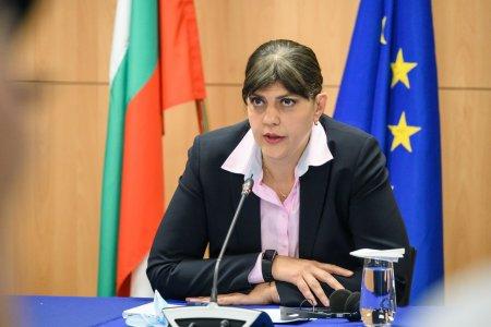 Laura Codruta Kovesi cade la mijloc in lupta dintre Orban si Citu. Cum ar fi ajuns fosta sefa DNA la Parchetul European