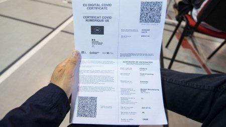 Certificate de vaccinare false, aparent eliberate de Spitalul Gri<span style='background:#EDF514'>GORE</span> Alexandrescu, vandute pe o retea sociala