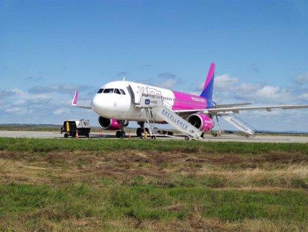 Alerta pe Aeroportul din Iasi. Sistemul de <span style='background:#EDF514'>NAVIGATIE</span> al unui avion cu 107 pasageri s-a stricat