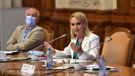 Gabriela Firea: Revin firmele <span style='background:#EDF514'>CAPUS</span>a in Primaria Capitalei!