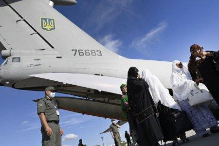 O operatiune indrazneata a militarilor ucraineni din Kabul a reusit acolo unde SUA si Canada au esuat: