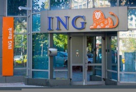 ING BANK ROMANIA:  Primul semestru a evidentiat un apetit crescut al populatiei si al mediului de afaceri pentru produsele de creditare