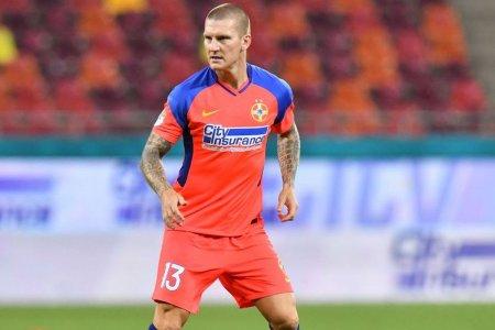 Ondrasek a semnat cu alta echipa dupa despartirea de FCSB: A ales cu inima