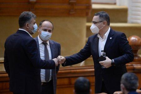 Ciolacu si Ponta au batut palma. Ce prevede protocolul semnat intre ei