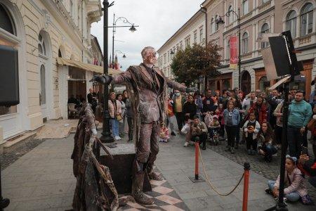 Sibiul viseaza la un nou teatru, parte a unui complex cultural intins pe trei hectare. Mari arhitecti ai lumii vor sa intre in competitie