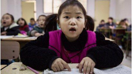 China interzice examenele scrise si temele pentru copiii de sase si sapte ani din <span style='background:#EDF514'>CICLUL</span> primar