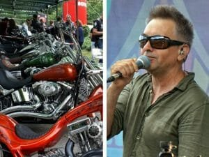 Averea rockerului Paur de la Antract. A bagat peste 100.000 de euro in motociclete! /Exclusiv