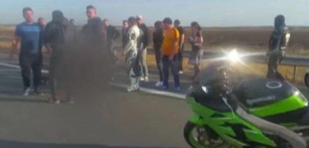 Sentinta finala in cazul motociclistilor care s-au ciocnit pe autostrada. Un martor a vorbit de o viteza de 300 km/h