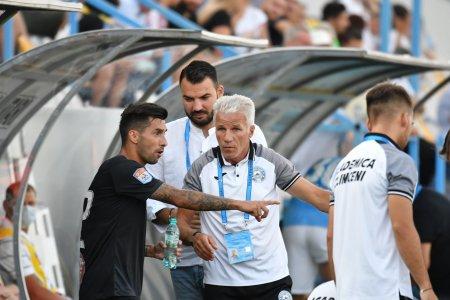 Academica Clinceni - Mioveni 1-1. Penalty ratat de ilfoveni pe final de meci