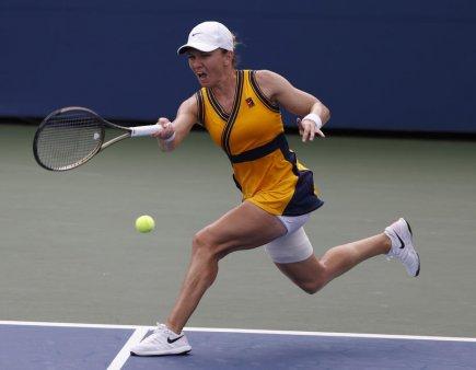 Victorie pentru Simona Halep, in primul tur de la US Open. Am avut ceva probleme medicale