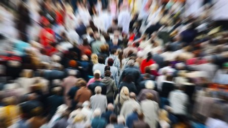 INS: Populatia <span style='background:#EDF514'>REZIDENTA</span> a Romaniei a scazut cu circa 140.000 de persoane in 2020