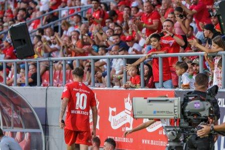 Gaz Metan - UTA 0-1. Gol marcat in minutul 90! Aradenii urca pe podium