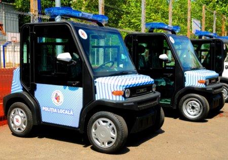 Un politist local ar fi accidentat grav doua femei in Parcul IOR